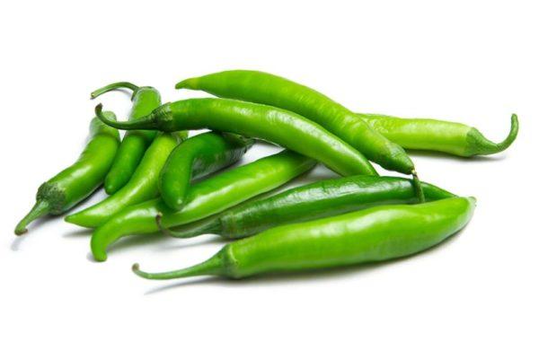 Green Chilli Price Today