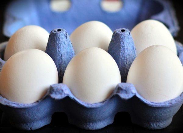 Egg price in Agra