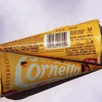 cornetto butterscotch cone price