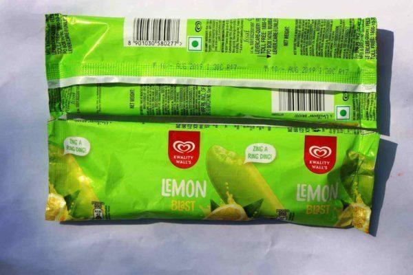 lemon blast ice cream