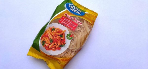 penne pasta cost