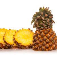 Fresh pineapple price
