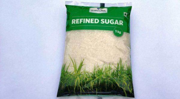 per kg sugar price