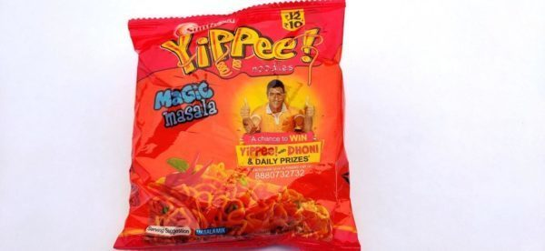 yippee noodles 10 rs