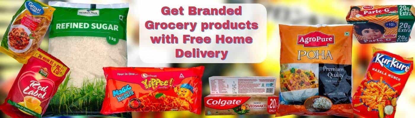 Groceries Banner -Foodtokary